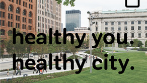 Healthy You. Healthy City. Public Square's initiative to be kind and unwind