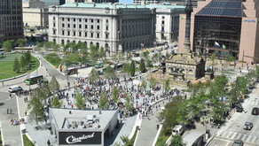 Cleveland Foundation Centennial Plaza