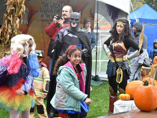 The Great Pumpkin Party in The Square returns October 26