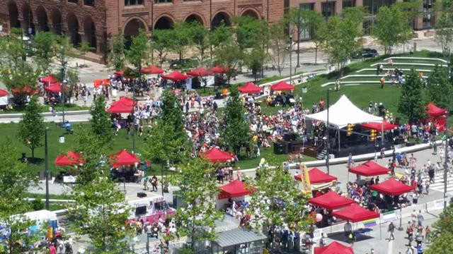 Host your next event in Public Square
