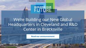 Sherwin-Williams announces major development project next to Public Square