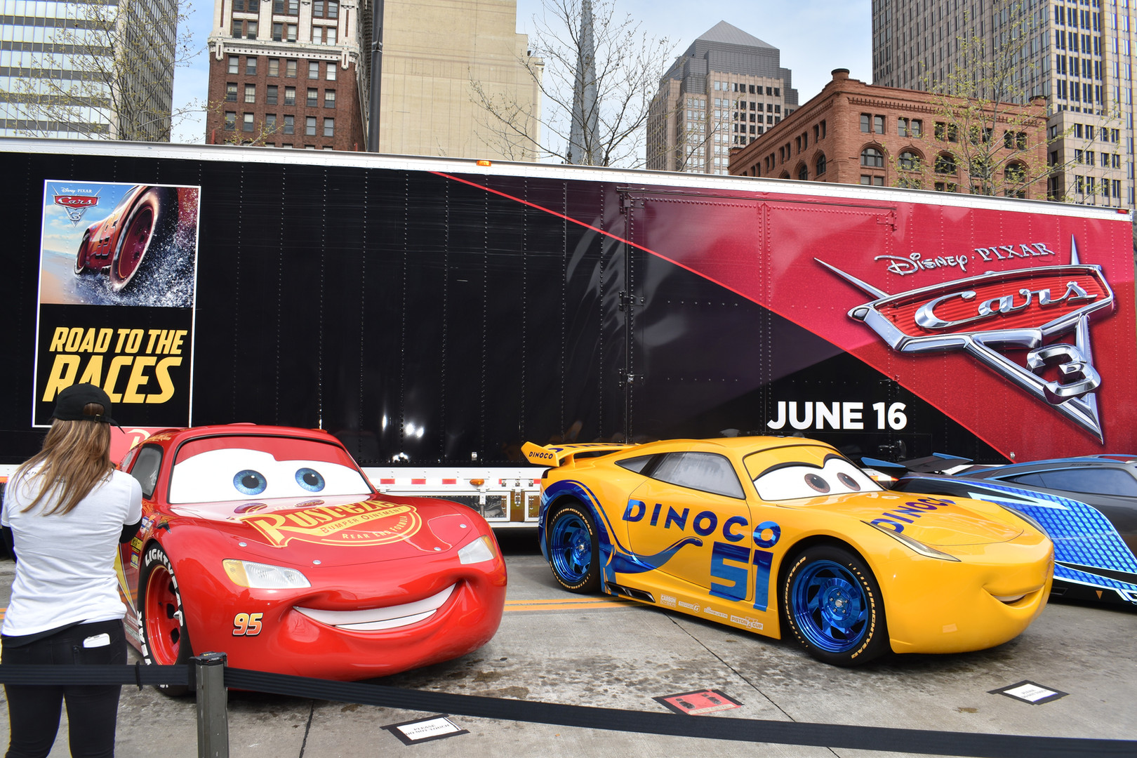 Disney Pixar's Cars promotion