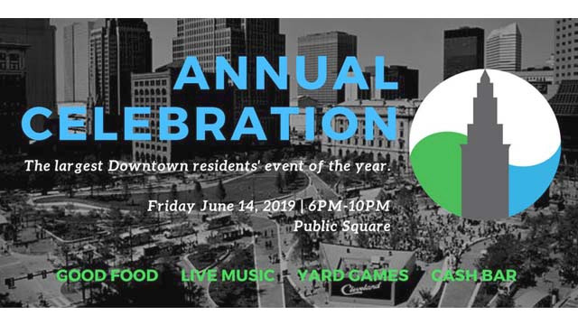 Downtown Residents' Association Annual Celebration