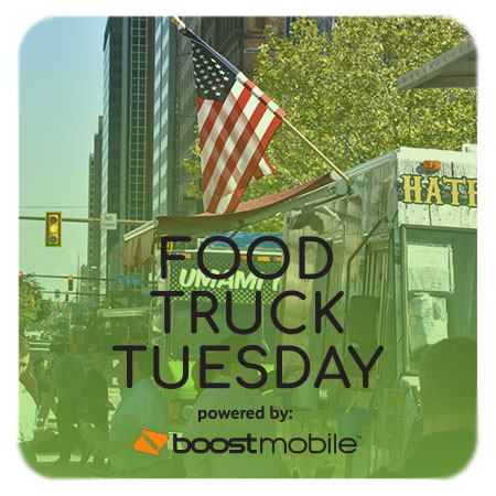Food Truck Tuesday powered by Boost Mobile