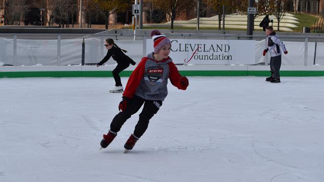 Cleveland Foundation Skating Rink to open November 30