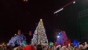 Winterfest in Cleveland Public Square