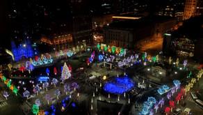 Lighting Up Cleveland