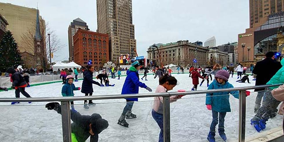 Cleveland Foundation Skating Rink Tickets