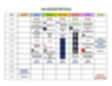 The Summer Institute Weekly Schedule.pdf