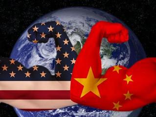 Протистояння США та Китаю
