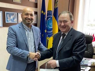 Зустріч з Президентом Академії політичних наук України.
