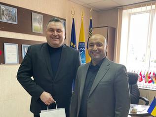 Зустріч з професором Вітковським Юрієм Петровичем.