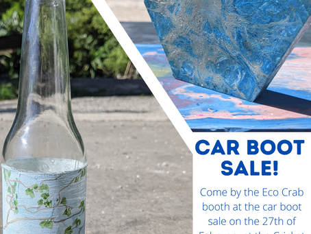 Car Boot Sale!