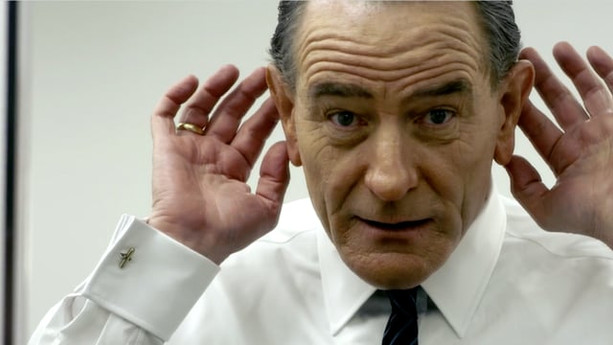 ALL THE WAY - BECOMING LBJ   HBO FILMS