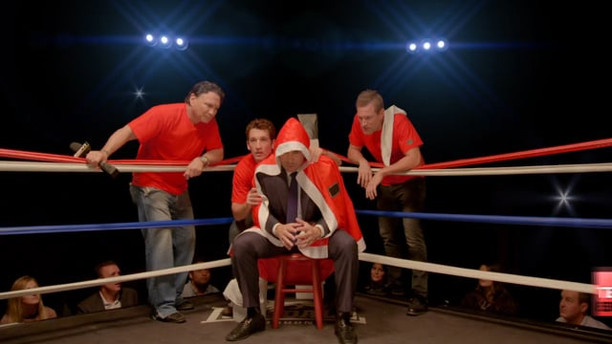 BLEED FOR THIS | OPEN ROAD FILMS / ESPN