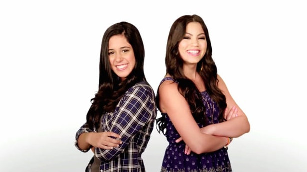 """EVERY WITCH WAY AND TALIA IN THE KITCHEN - """"MAGIC HOUR""""   NICKELODEON"""