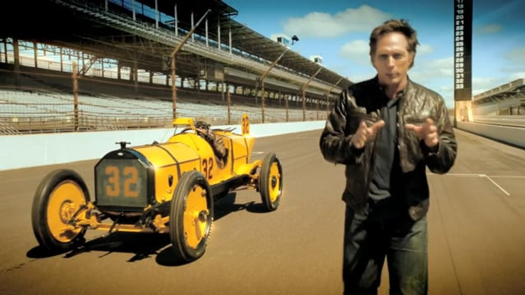 100TH ANNIVERSARY INDY 500 OPENING WITH WILLIAM FICHTNER