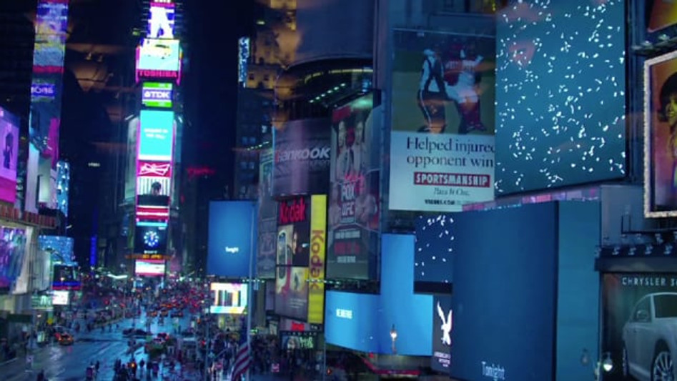 TIMES SQUARE MIDNIGHT MOMENT | TIMES SQUARE ALLIANCE
