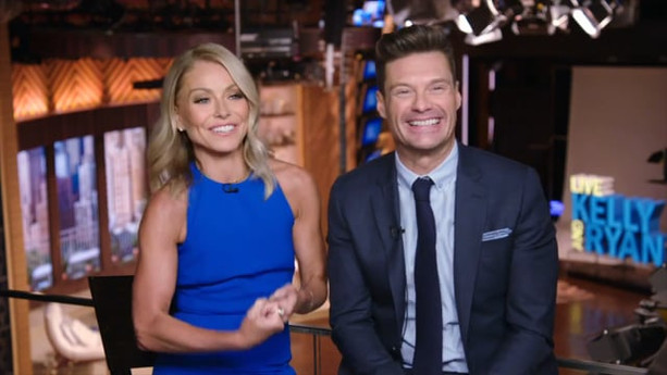 LIVE WITH KELLY AND RYAN   PROJECT XAV / WALT DISNEY TELEVISION
