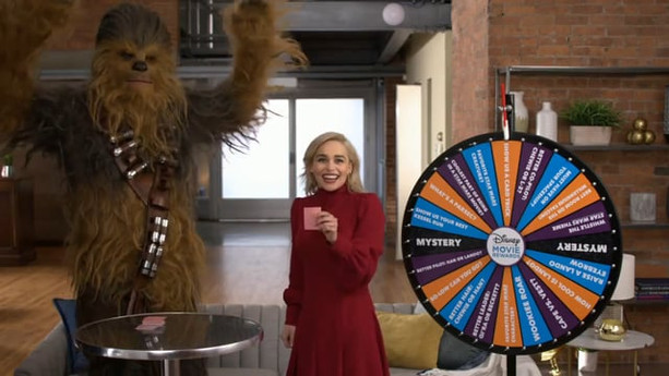 "SOLO: A STAR WARS STORY - ""DISNEY MOVIE REWARDS"" | WALT DISNEY STUDIOS / SOAPBOX FILMS"