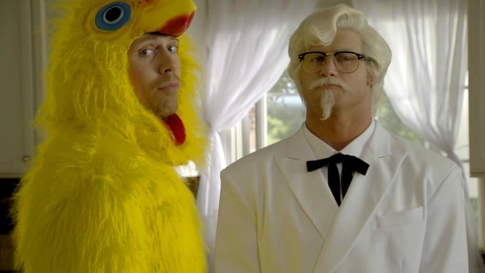 "KFC'S ""CHICKEN LITTLE SANDWICH"" | WEIDEN + KENNEDY / KFC / WWE"