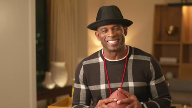 ON LOCATION EXPERIENCES WITH DEION SANDERS   ON LOCATION EXPERIENCES