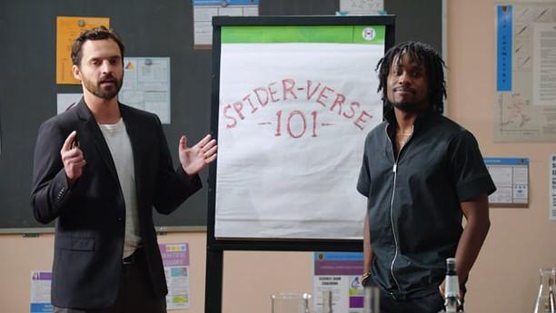 "SPIDER-MAN: INTO THE SPIDER-VERSE ""101"" | NICKELODEON VELOCITY"