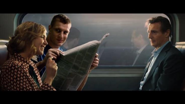 THE COMMUTER | LIONSGATE FILMS / ESPN