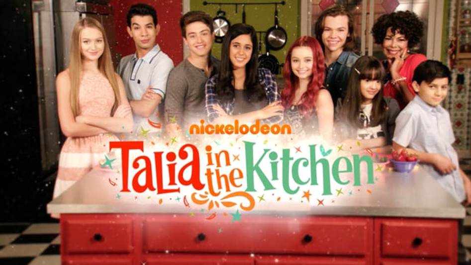 TALIA IN THE KITCHEN - TOPICAL PROMO | NICKELODEON