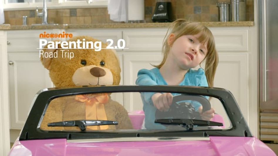 "PARENTING 2.0 ""ROAD TRIP"" 