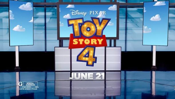 TOY STORY 4 - TOYCENTER | ESPN / SOAPBOX FILMS