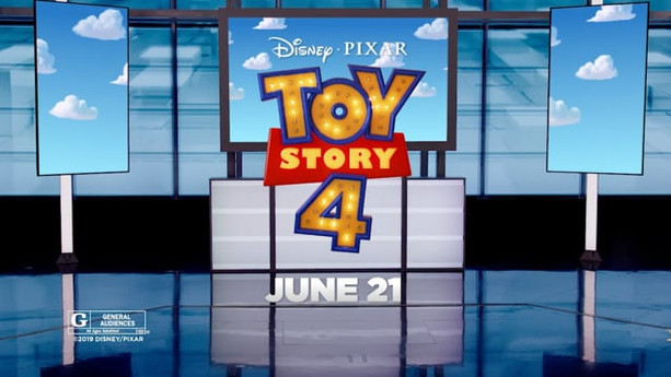 TOY STORY 4 - TOYCENTER | ESPN / SOAPBOX FILMS
