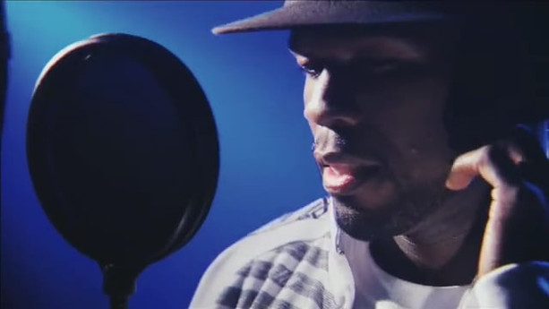 """50 CENT: """"BABY BY ME""""   GLACEAU"""