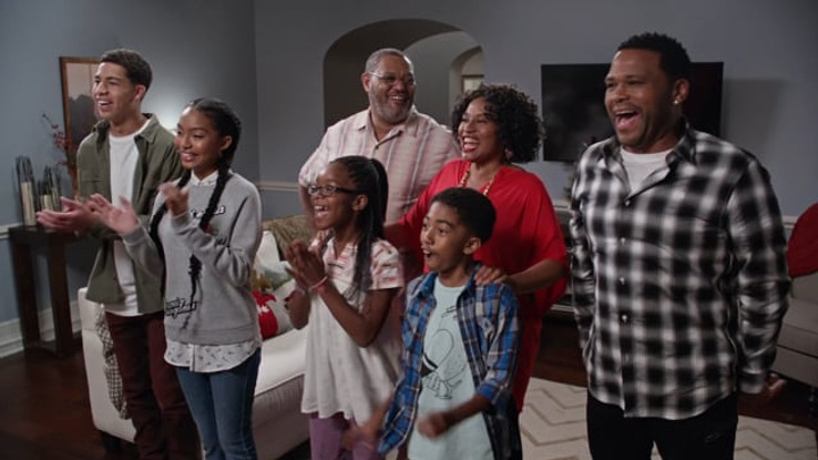 BLACK-ISH - MEET THE JOHNSONS
