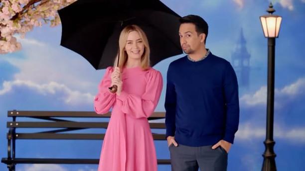 MARY POPPINS RETURNS - INTERNATIONAL RELEASE   SOAPBOX FILMS