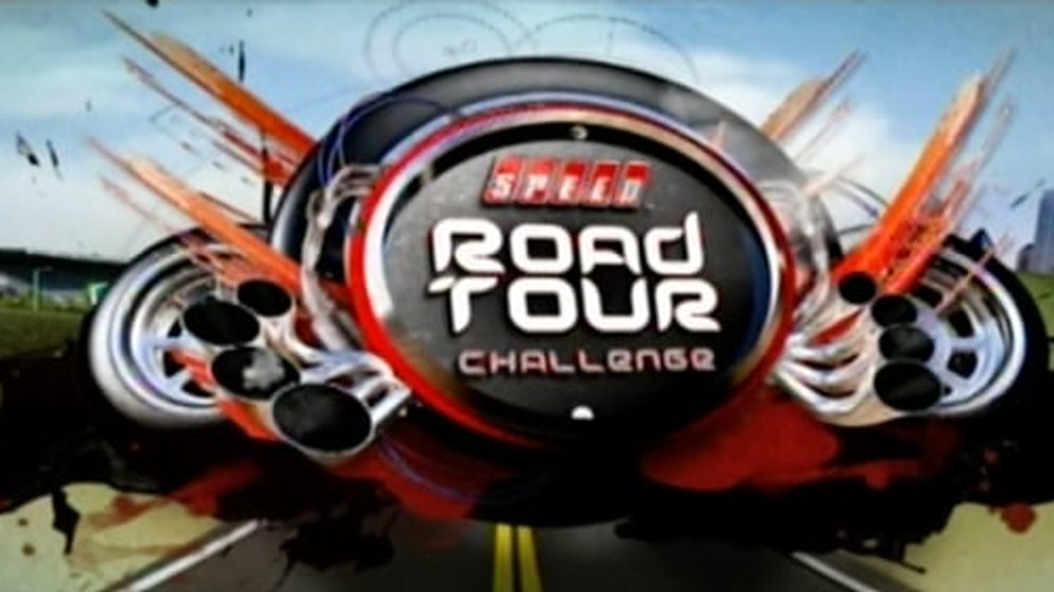 THE SPEED ROAD TOUR CHALLENGE | SAATCHI & SAATCHI / SPEED TV