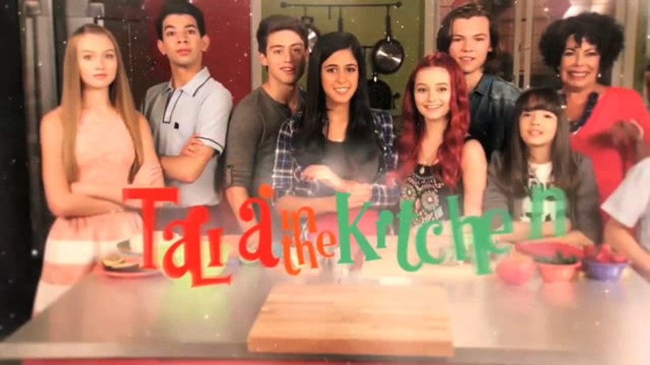 TALIA IN THE KITCHEN | NICKELODEON