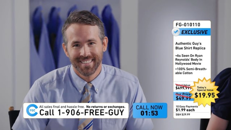 FREE GUY: LIMITED TIME OFFER | SOAPBOX FILMS