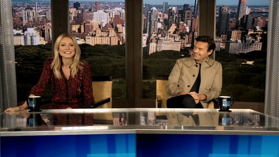 LIVE WITH KELLY AND RYAN: WE LIVE HERE! | PROJECT XAV / DISNEY | ABC TELEVISION GROUP