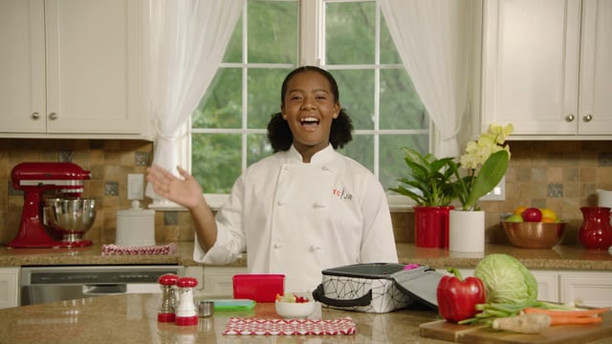IN THE KITCHEN WITH TARGET   UNIVERSAL KIDS / TARGET