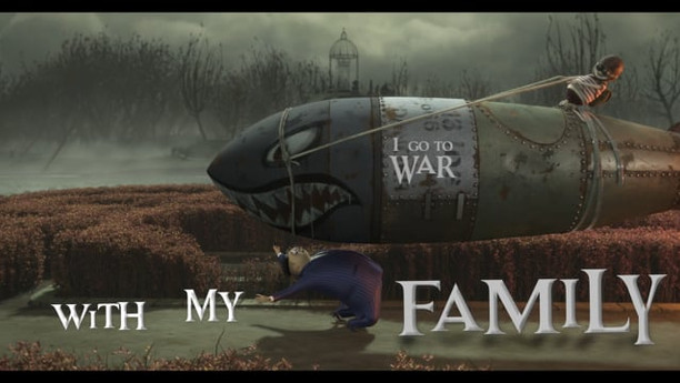 ADDAMS FAMILY - LYRICS VIDEO