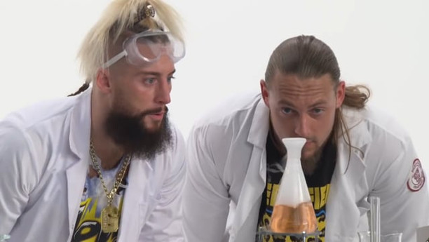 WWE NETWORK 101 - ENZO & CASS SHOW YOU HOW TO CONNECT   WWE