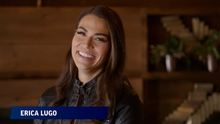 THE BIGGEST LOSER - ERICA LUGO | NBCUNIVERSAL / USA NETWORK