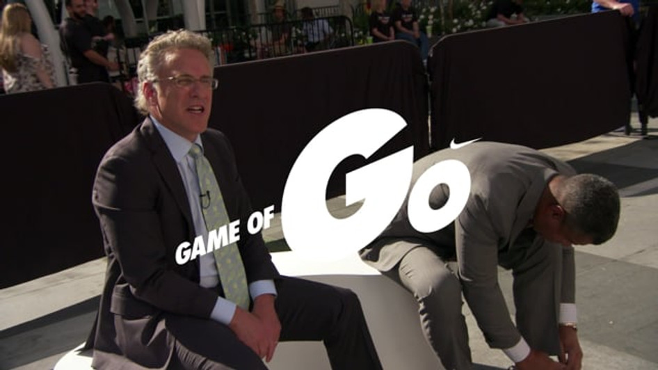 NIKE GAME OF GO! | WEIDEN + KENNEDY / ESPN / NIKE