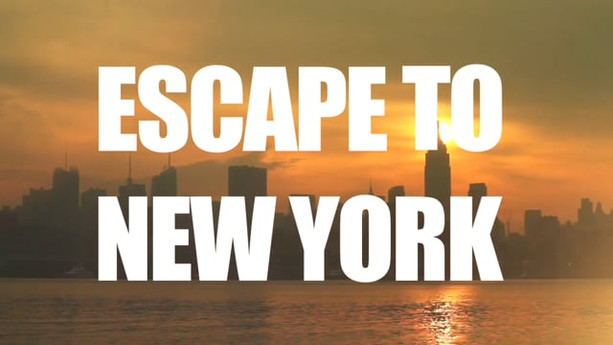 ESCAPE TO NEW YORK   FORD / GLAM MEDIA