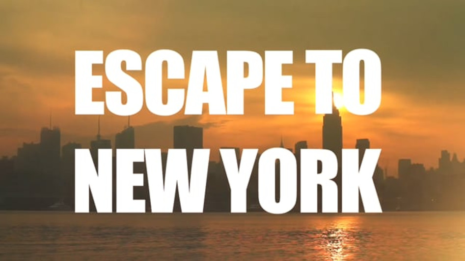 ESCAPE TO NEW YORK | FORD / GLAM MEDIA