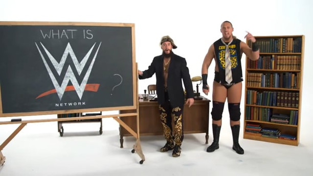 WWE NETWORK 101 - ENZO & CASS ON EVERYTHING YOU NEED TO KNOW   WWE