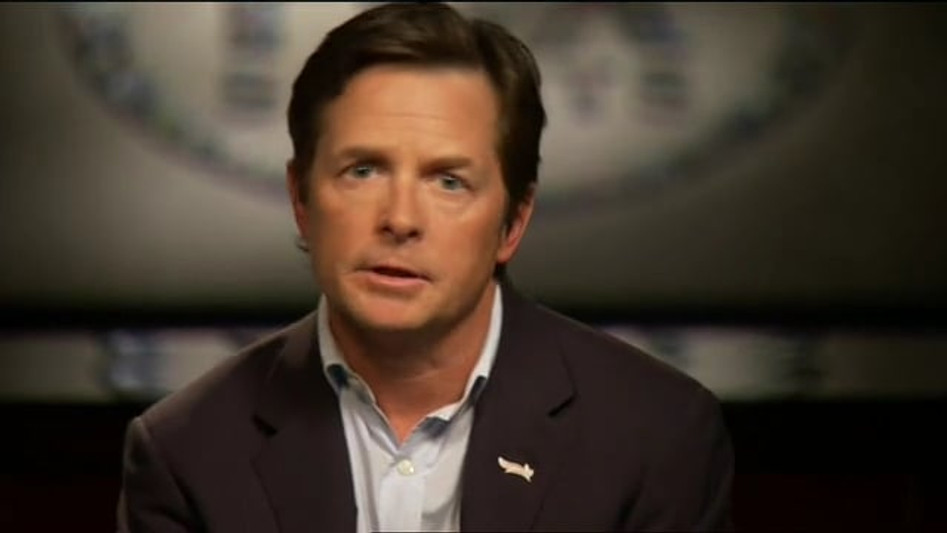 TAKE A SWING AT PARKINSONS | FOX SPORTS / MICHAEL J. FOX FOUNDATION