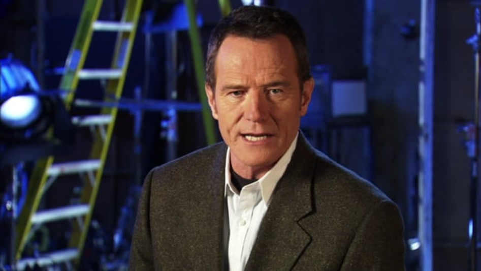 CURE PC - BRYAN CRANSTON | THE LUSTENGARTEN FOUNDATION