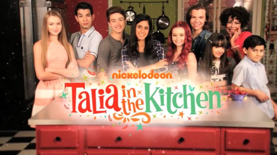 TALIA IN THE KITCHEN | NICKELODEON